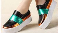 2016年秋季新款女式休闲鞋上市