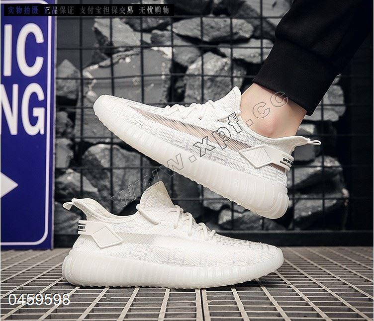 夏秋季新款椰子鞋透气薄款飞织网面潮鞋学生休闲运动鞋子820
