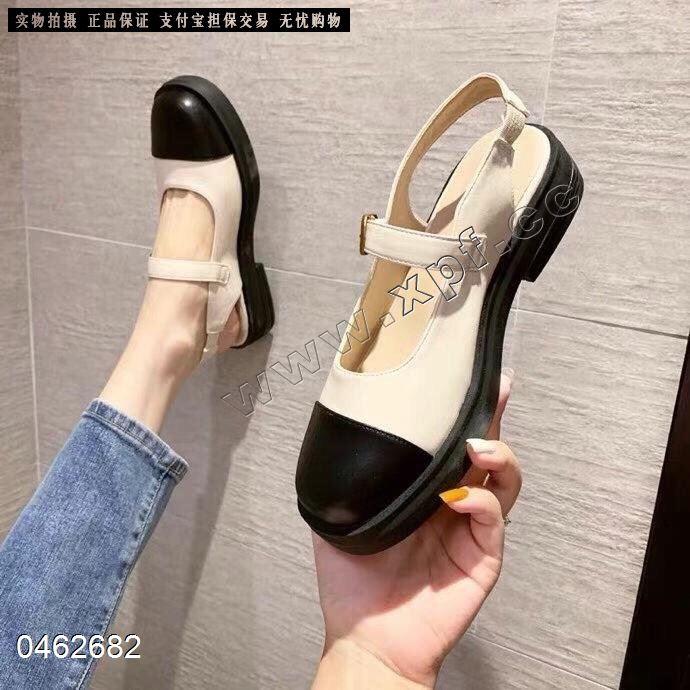 时尚单鞋626一5