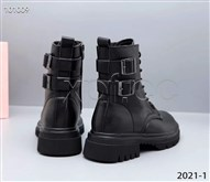 贴皮短靴2021-1