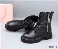 贴皮短靴2021-2