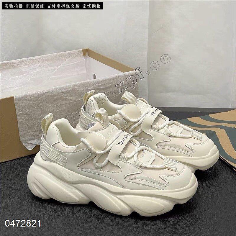 钎孜新款真皮休闲鞋93892