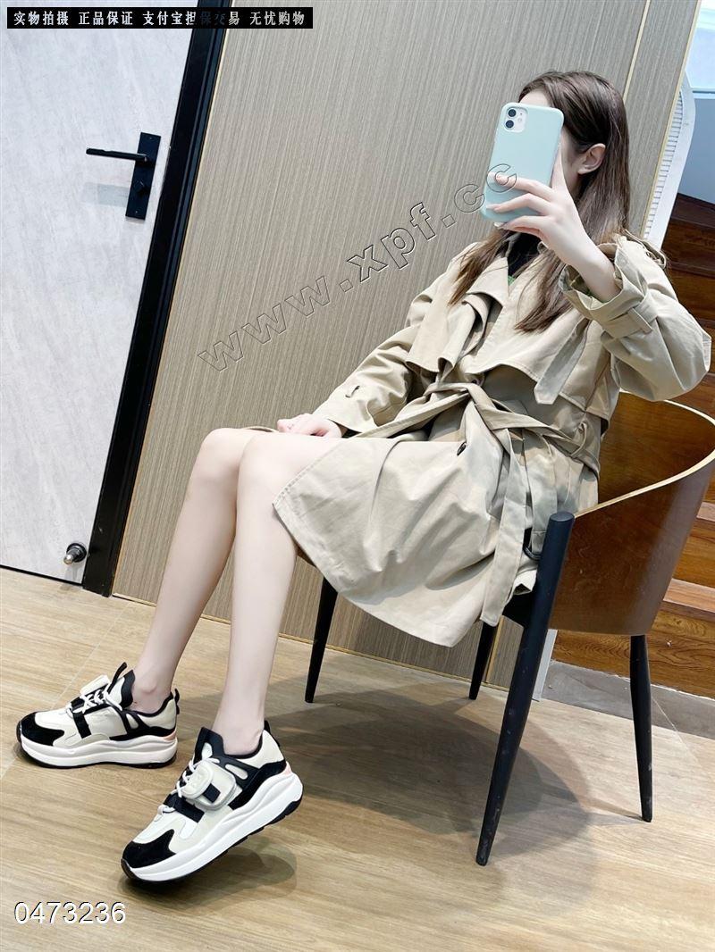 新款休闲鞋  阳光丽莎D2966-1