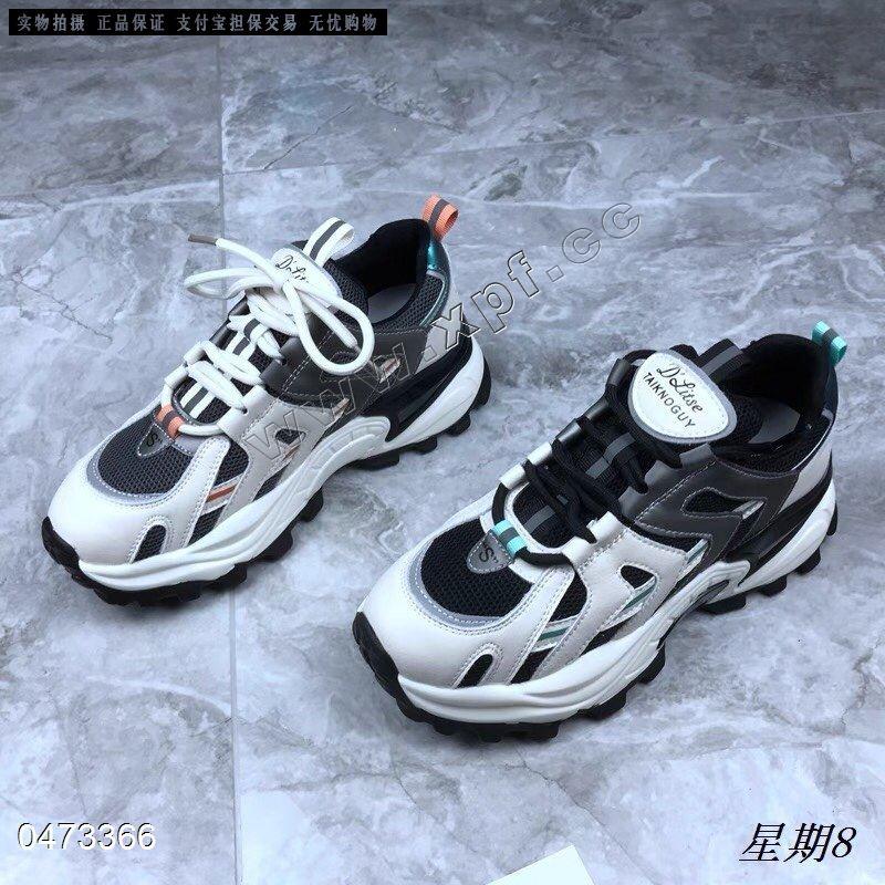 钎孜新款真皮休闲鞋55879