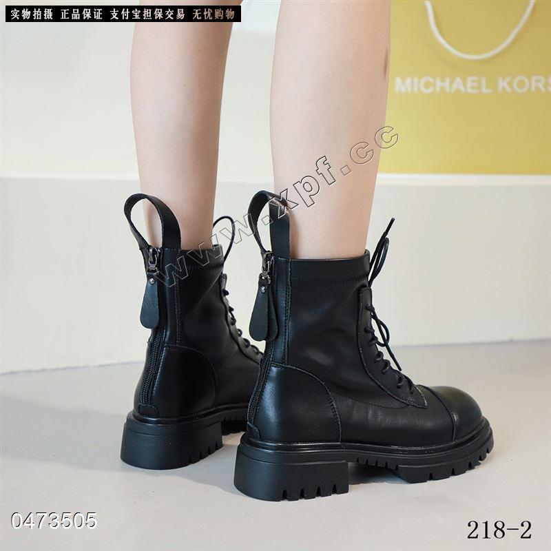 新款短靴218-2  跟高3.5厘米 靴筒15厘米