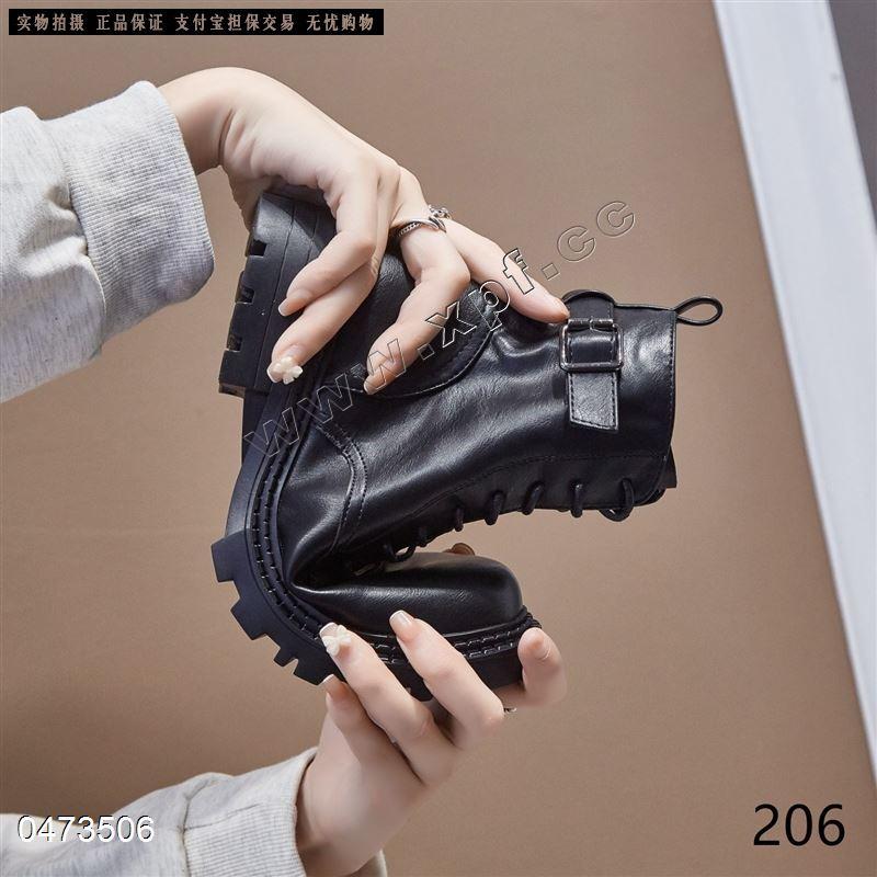 新款短靴206  跟高3.5厘米 靴筒15厘米