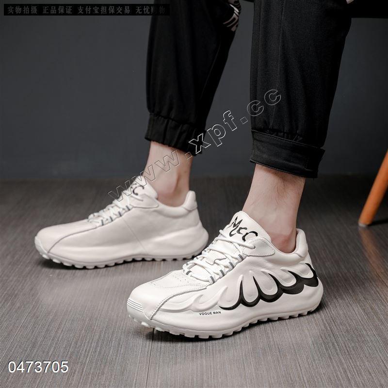 头层牛皮男鞋2112
