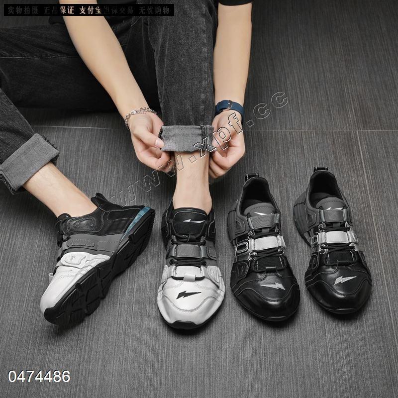 新款头层牛皮男鞋 2118
