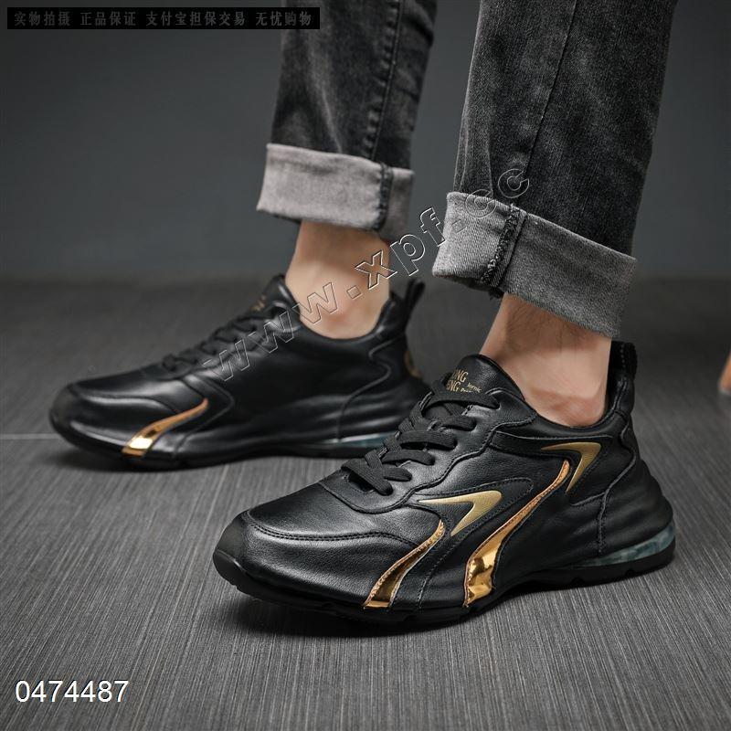 新款头层牛皮男鞋2119